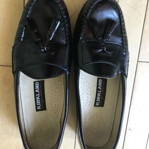 Men's Leather Loafers 10.5